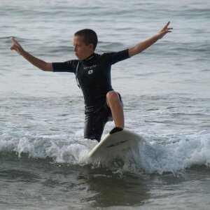 surf en Asturias, ribadesella